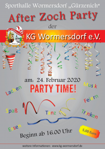 AfterZochParty