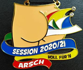 Bild: Jörg Fisch -Karnevalsorden, Pin, Medaillen